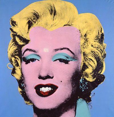 Andy-Warhol-Blue-Shot-Marilyn-1964