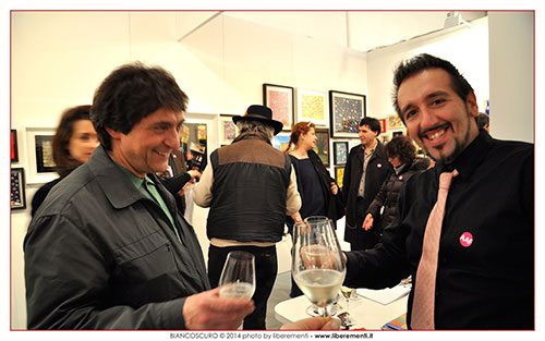 Affordable Art Fair MILANO biancoscuro rivista d'arte Art Magazine