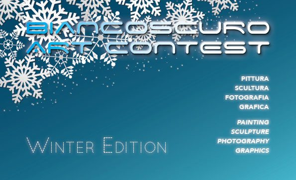 BIANCOSCURO_ART_CONTEST_WINTER_edition