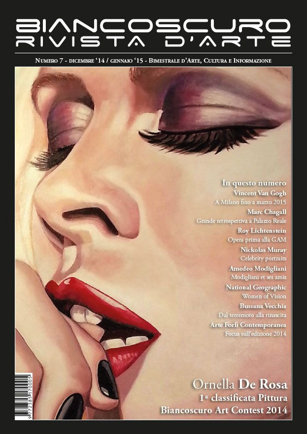 rivista arte biancoscuro art magazine