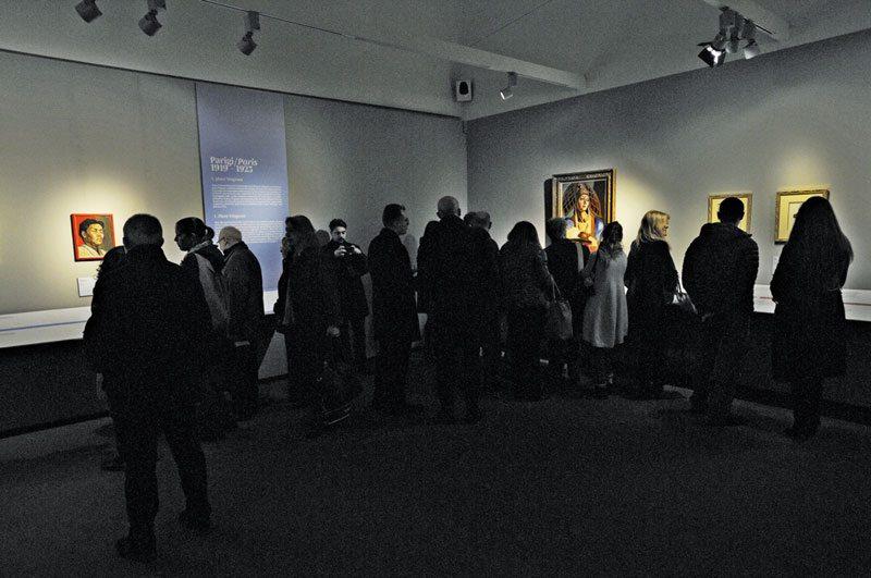 Tamara de Lempicka - La mostra a Palazzo Chiablese Ph. Fabrizio Stipari 24OreCultura