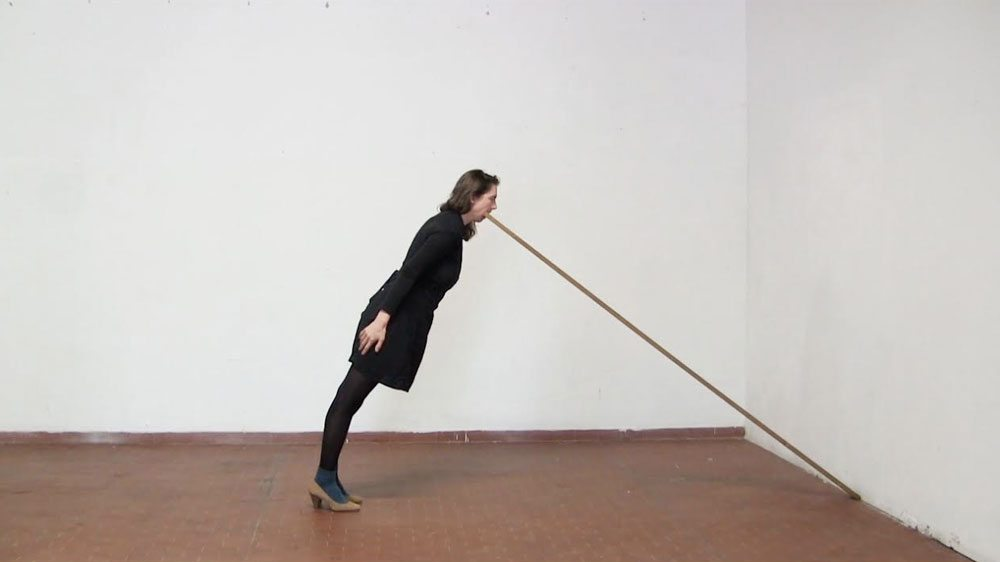 Roos Hoffman - tpa video performance section IV 22-23-24 gennaio 2016