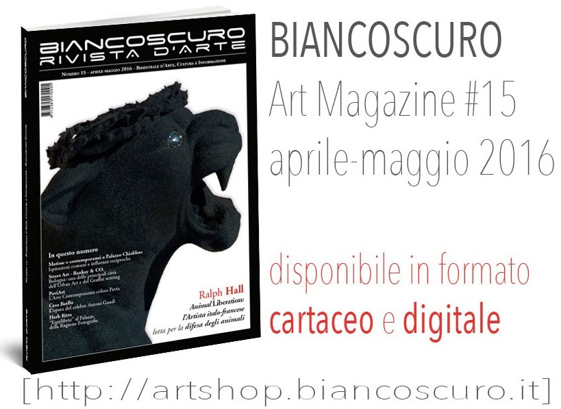biancoscuro art magazine #15