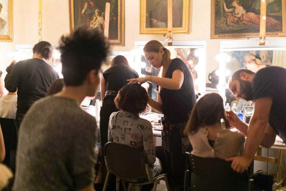 Evento-DressMix-2013--Accademia-Belle-Arti-di-Bologna-backstage-6-ph-Giorgio-Ranu