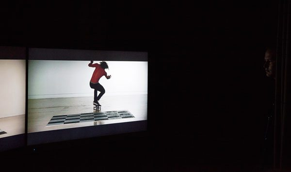 Loop2016 - Shaun Gladwell / ANALIX FOREVER (photo by Carlos Collado)