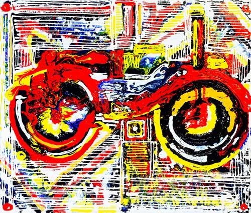 Cutrano-motoretta
