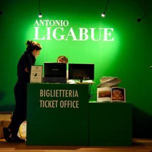 LIGABUE art magazine BIANCOSCURO rivista d'arte