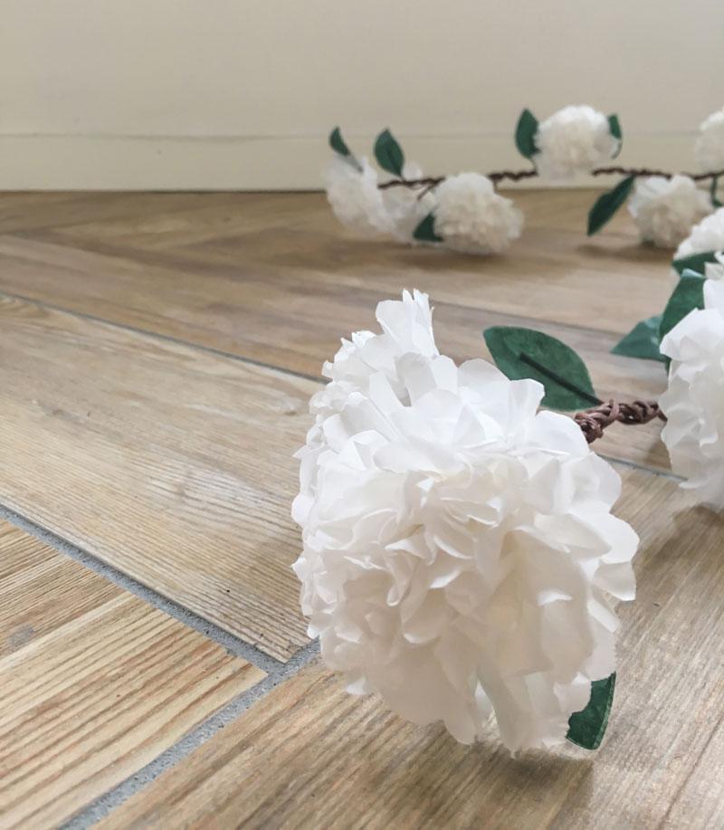 Fiori di carta di Francesca Meana, paper designer
