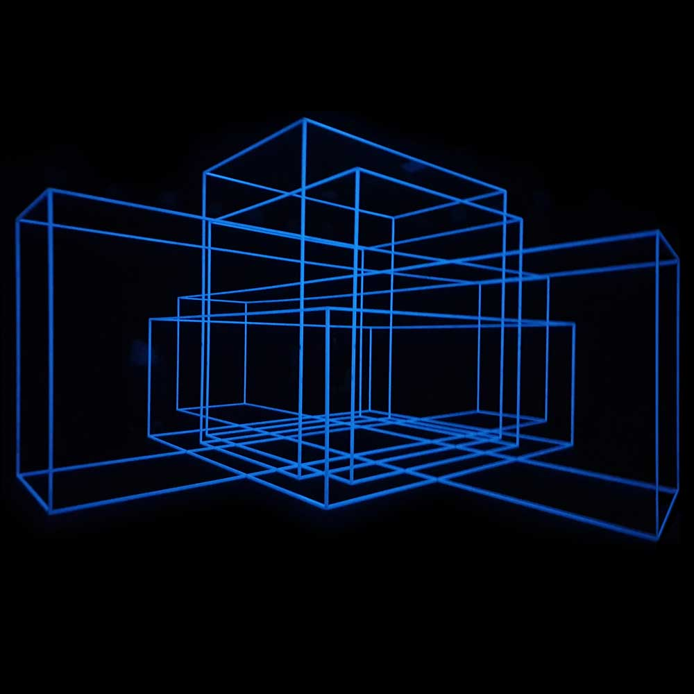 "Antony Gormley ""Breathing Room II"" 2010"